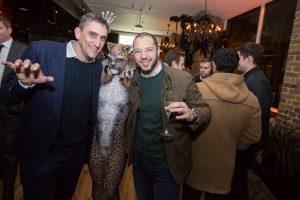 Guy Rubin, Cat & Shaun Weise