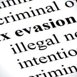 Indian tax evasion