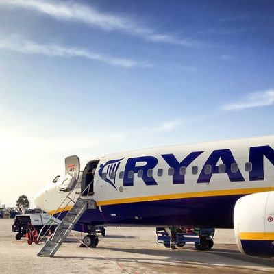 tax concerns ryanair