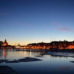 contracting in Finland - Helsinki