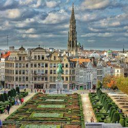 contracting in Belgium