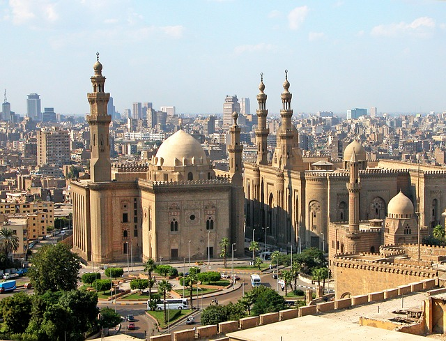 contracting in Egypt