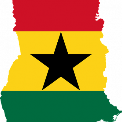contracting in Ghana - Ghana flag