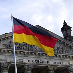 Image of the Reichstag building in Germany
