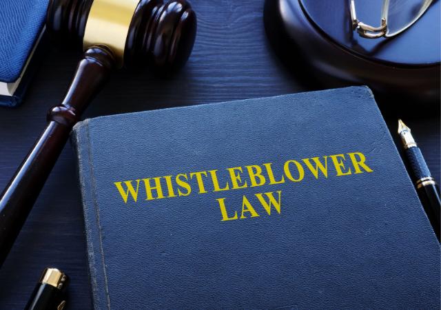 Recruitment EU whistle-blower directive