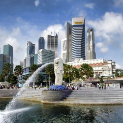 Singapore tops survey of most liveable cities for contractors