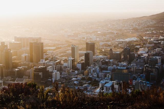South Africa - Coronavirus contractors lockdown