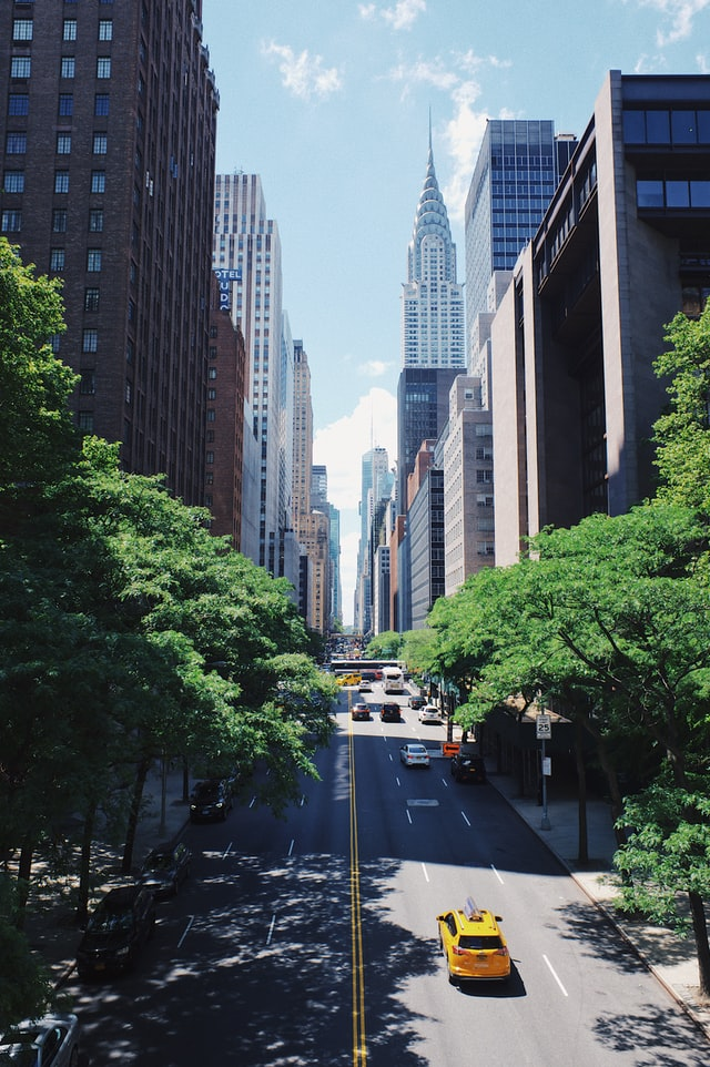 New York - Most expensive cities contractors live in