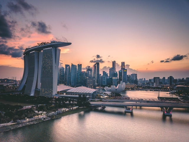 Contractor travel update - Singapore