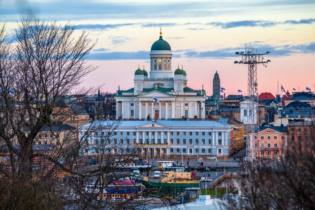 Best countries to work - Finland