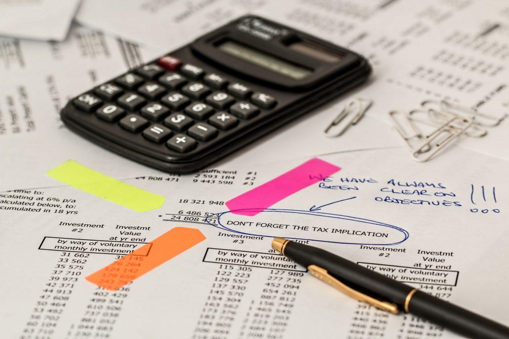 Tax evasion risks